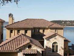 san antonio roof tile